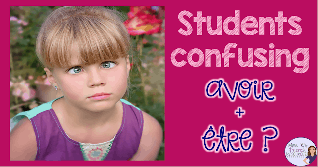 5 ways to help your students master avoir and être!
