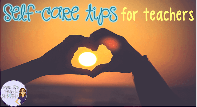 Taking care of yourself is so important if you take care of others. Get some self-care tips here.