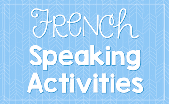 French-speaking-activities