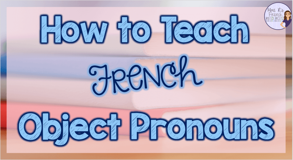 French-object-pronouns