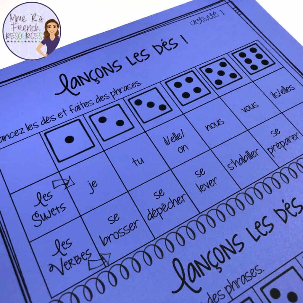 French-reflexive-verbs-game