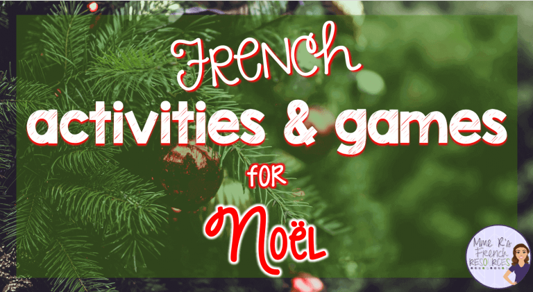 French-christmas-activities