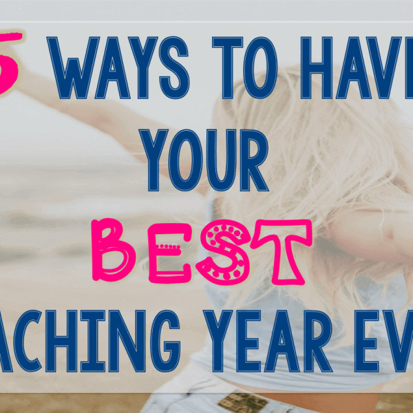 5 Ways to Make This Your Best Year Ever!