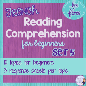 French-reading-comphrension-activities